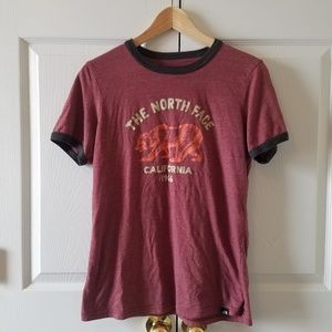 The North Face Slim Fit Womens Tee